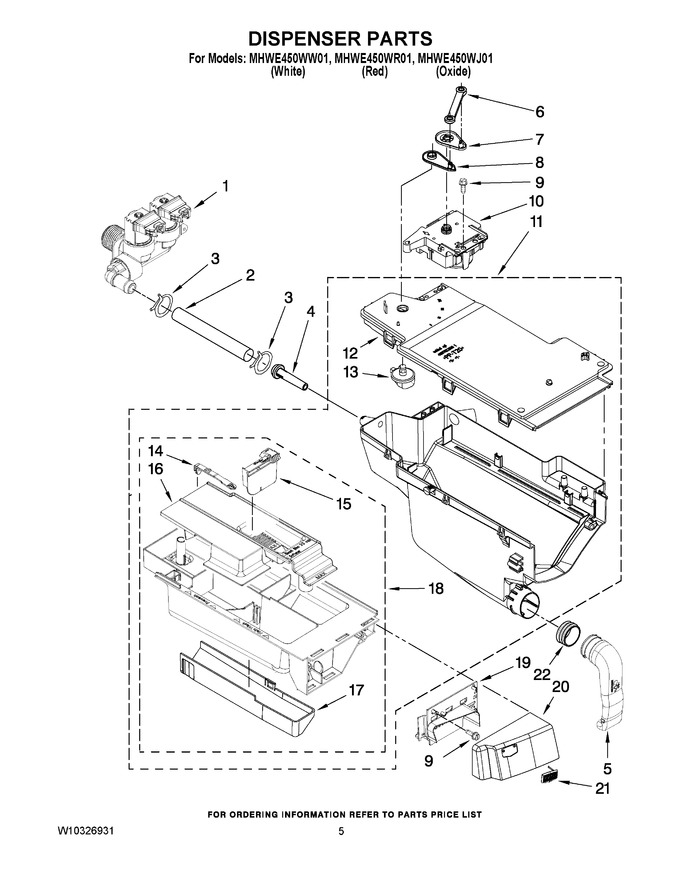 mhwe450ww01 appliance parts pany appliance model lookup Mustang Parts Diagram diagram for mhwe450ww01