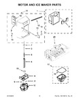 Diagram for 06 - Motor And Ice Maker Parts