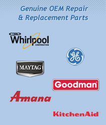 Genuine OEM Repair and Replacement Parts